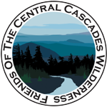 Friends of the Central Cascades Wilderness logo