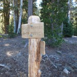 Frissel Crossing Camping and Sign Install Hikes